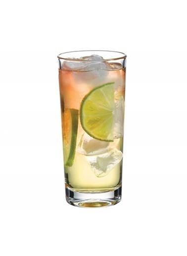 Paşabahçe 6'Lı Rakı Limonata Bardağı Renkli